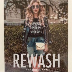 Rewash